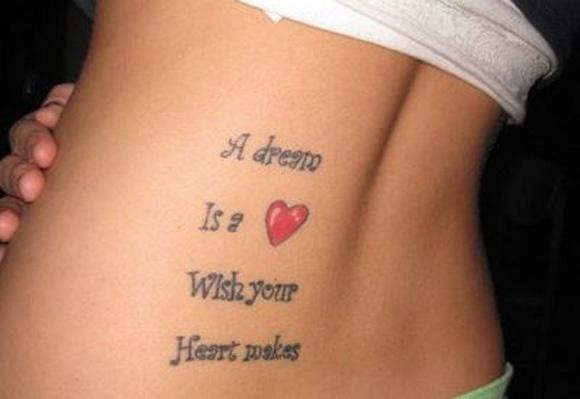 Fantastic Tattoo Quote