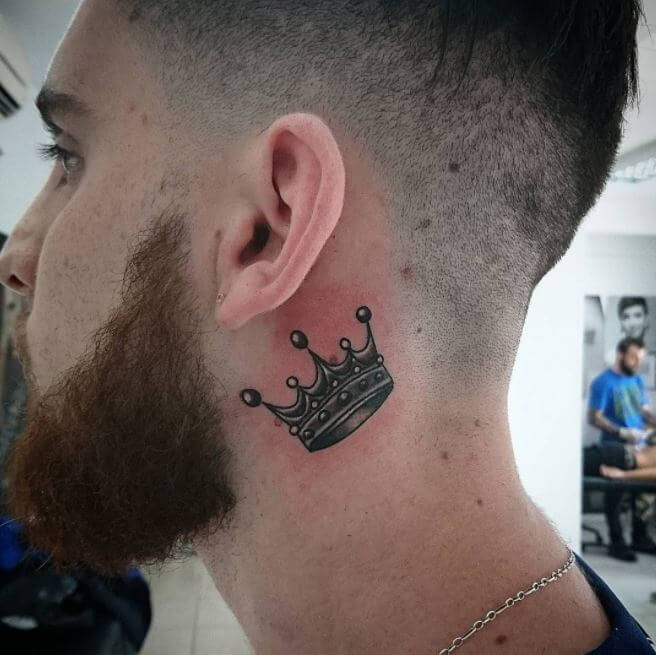 Little Crown Tattoo
