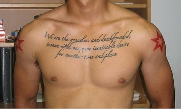 Nice Tattoo Quotes For Men