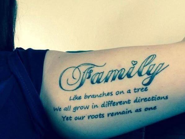 Quote Tattoo Creator