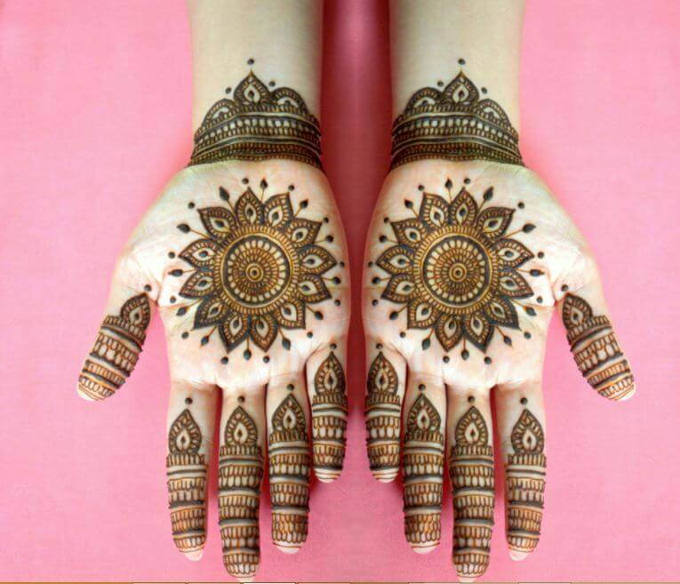 100 latest mehndi designs for hands simple amp easy 2020