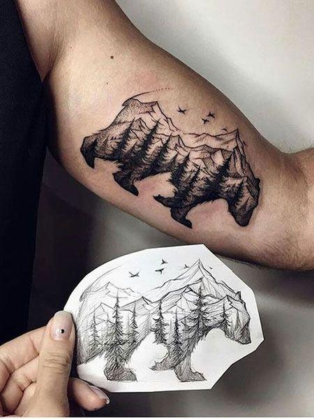 Cool Tribal Tattoos Designs (107)