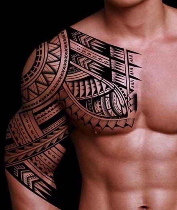 Cool Tribal Tattoos Designs (109)