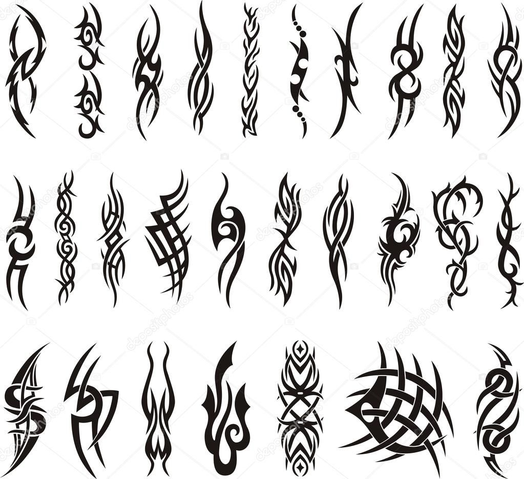 Cool Tribal Tattoos Designs (115)