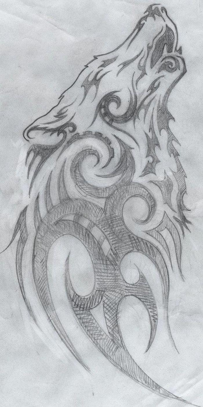 Cool Tribal Tattoos Designs (135)