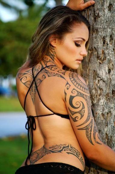 Cool Tribal Tattoos Designs (144)