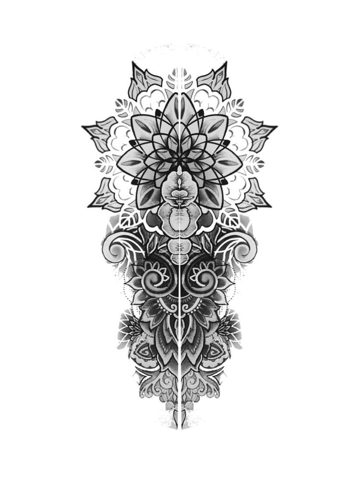 Cool Tribal Tattoos Designs (157)