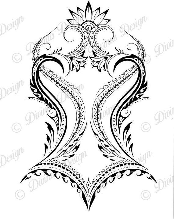 Cool Tribal Tattoos Designs (158)