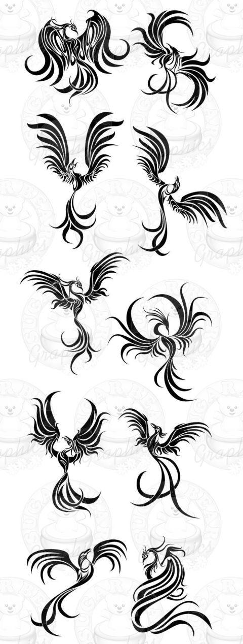 Cool Tribal Tattoos Designs (165)