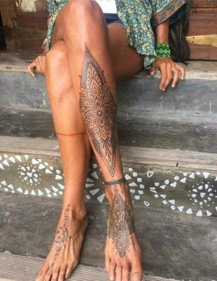 Cool Tribal Tattoos Designs (166)