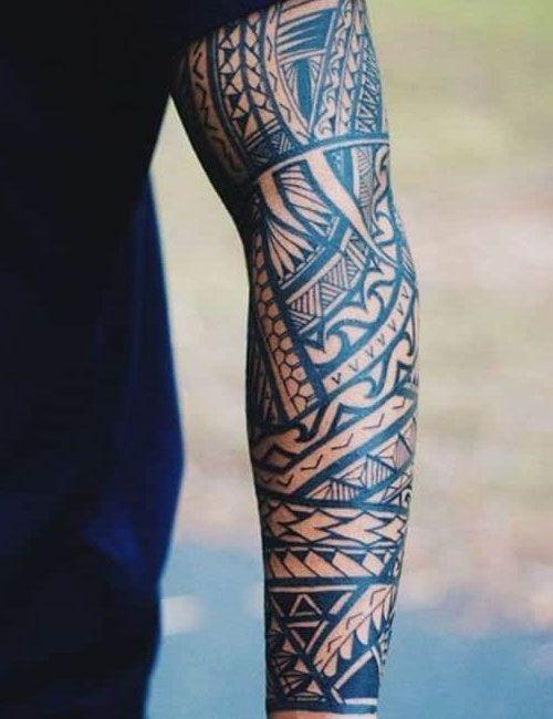 Cool Tribal Tattoos Designs (167)