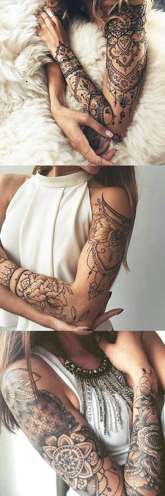 Cool Tribal Tattoos Designs (17)