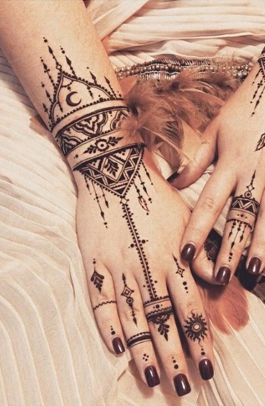 Cool Tribal Tattoos Designs (29)