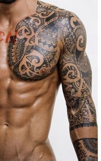 Cool Tribal Tattoos Designs (44)