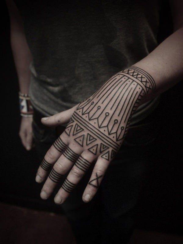 Cool Tribal Tattoos Designs (47)