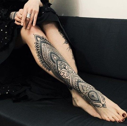 Cool Tribal Tattoos Designs (52)