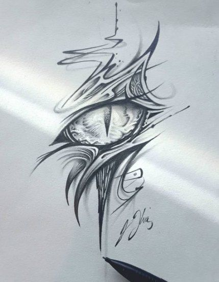 Cool Tribal Tattoos Designs (69)