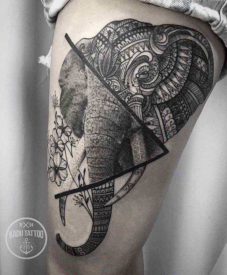 Cool Tribal Tattoos Designs (72)