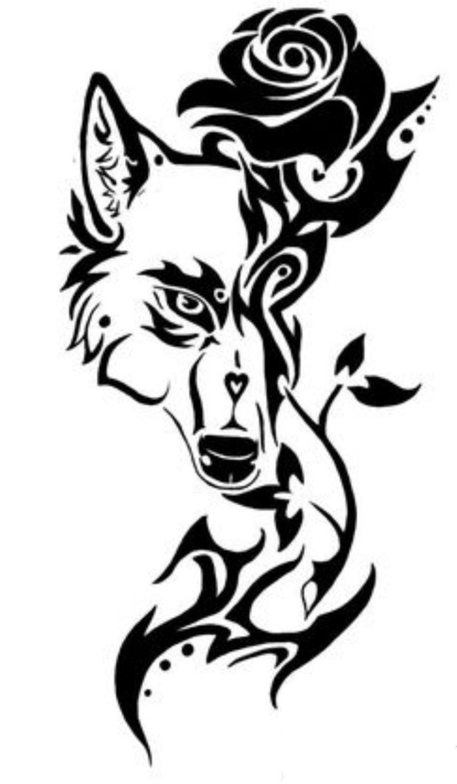 Cool Tribal Tattoos Designs (74)
