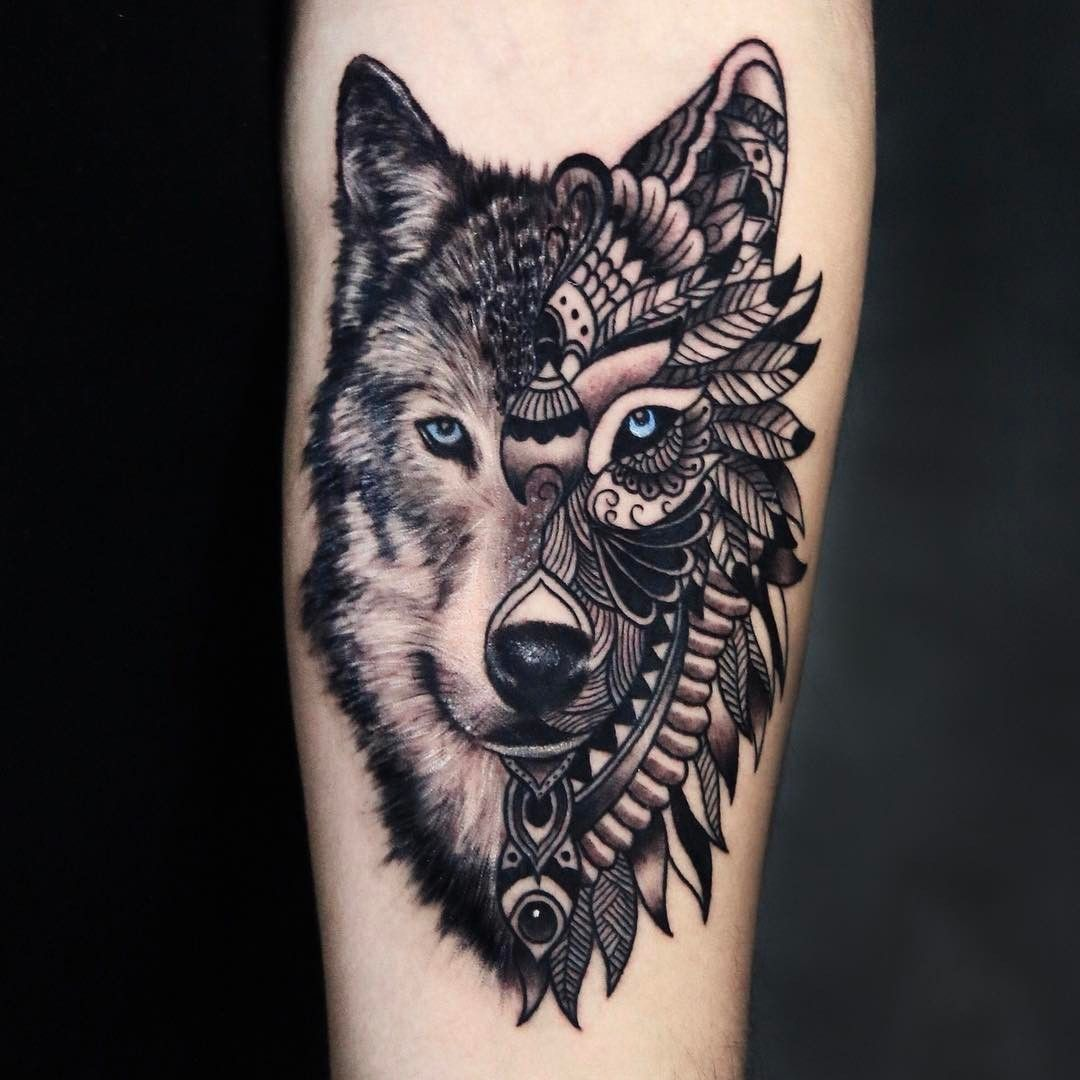 Cool Tribal Tattoos Designs (75)