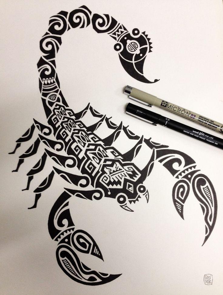 Cool Tribal Tattoos Designs (84)