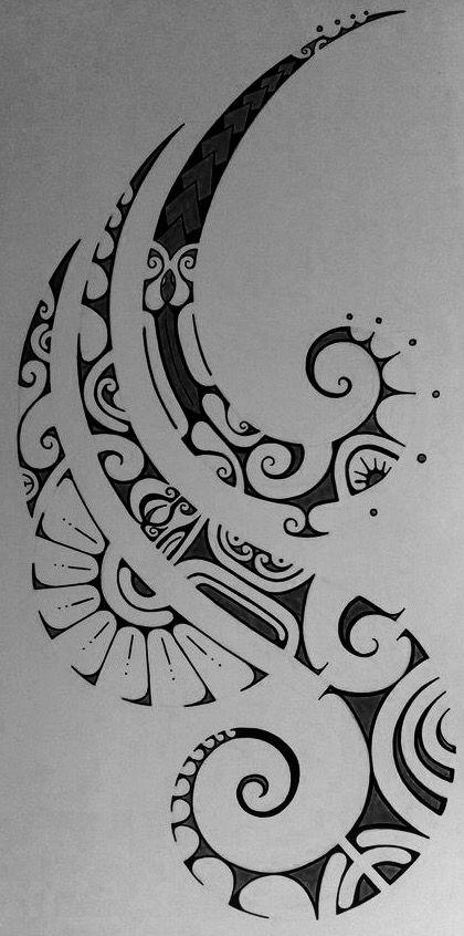 Cool Tribal Tattoos Designs (98)
