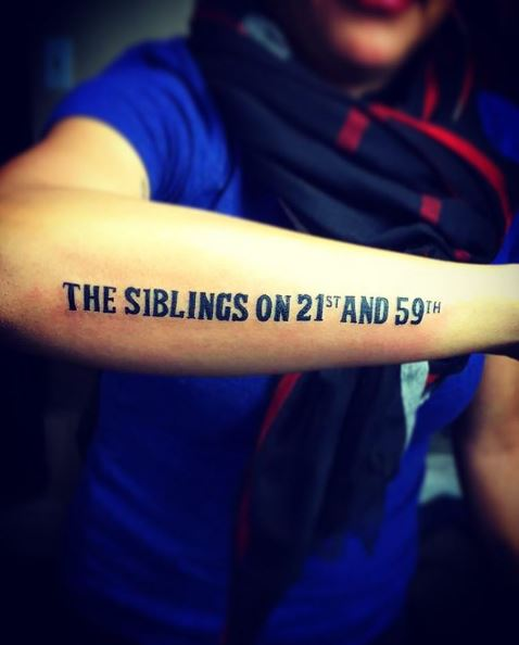 Fabulous And Cool Quote Tattoos Design And Ideas