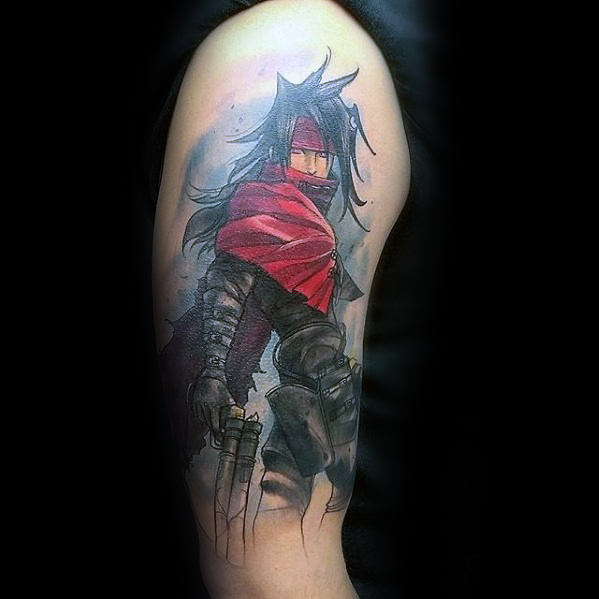 Final Fantasy Tattoo Designs For Men (16)
