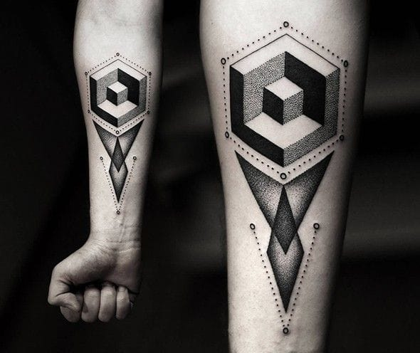 Final Fantasy Tattoo Designs For Men (32)