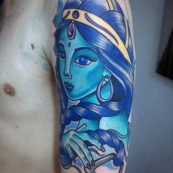 Final Fantasy Tattoo Designs For Men (56)