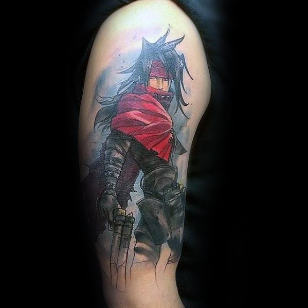 Final Fantasy Tattoo Designs For Men (68)