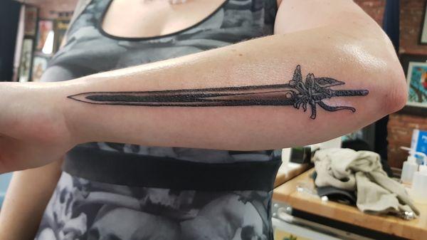Final Fantasy Tattoo Designs For Men (69)