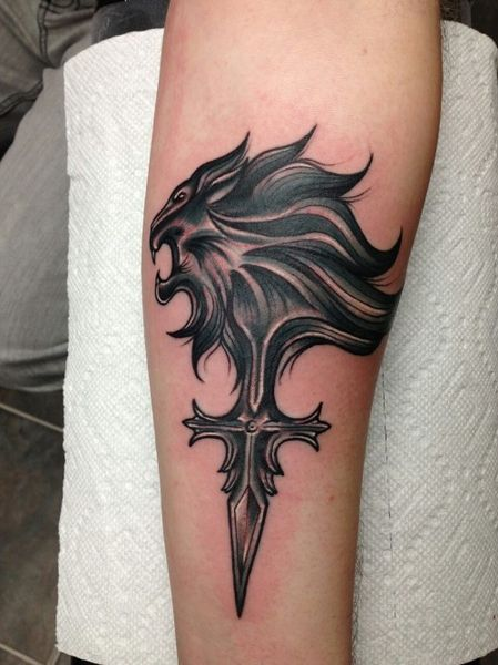 Final Fantasy Tattoo Ideas (5)