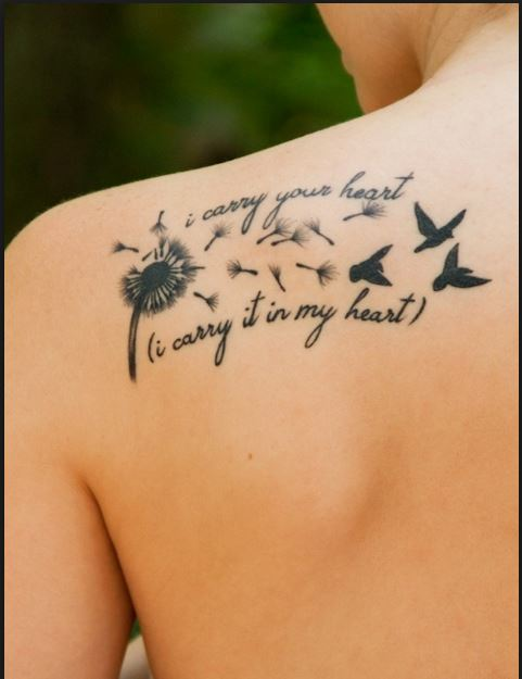 160 Inspirational Quote Tattoos For Girls 2020 Words Phrases Sayings
