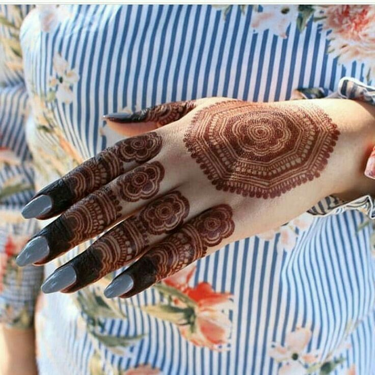 Beautiful Mehandi Design (1)