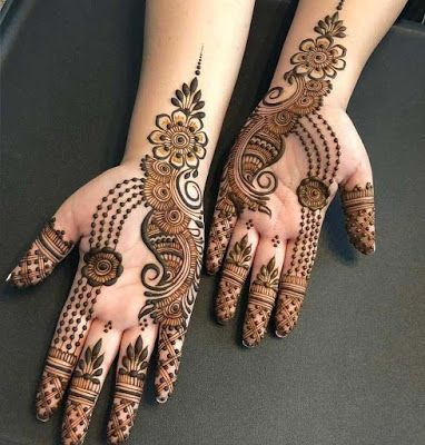 Beautiful Mehandi Design (11)