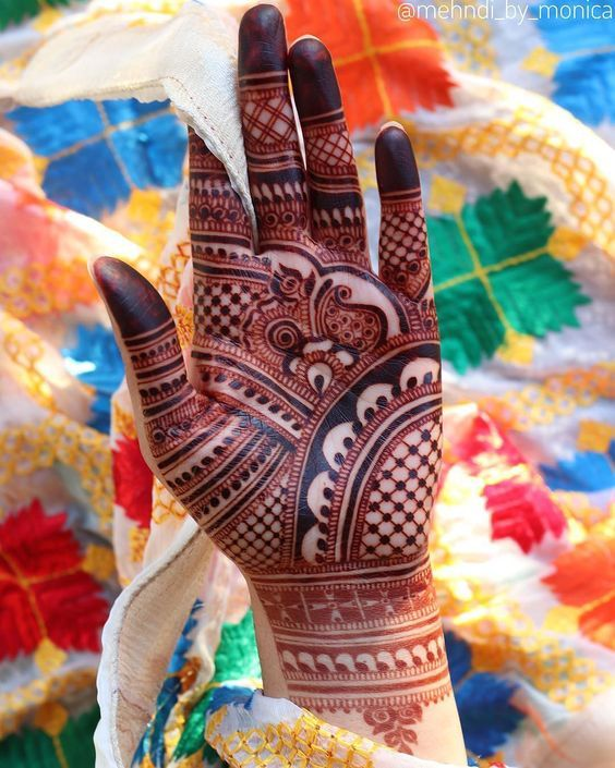 Beautiful Mehandi Design (3)