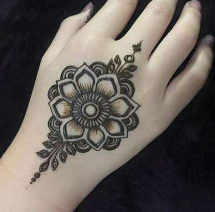 Beautiful Mehandi Design (6)