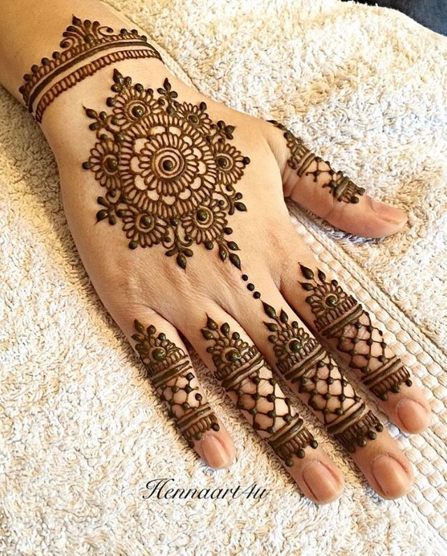 Beautiful Mehandi Design (8)