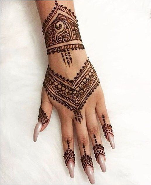 Beautiful Mehandi Design (9)