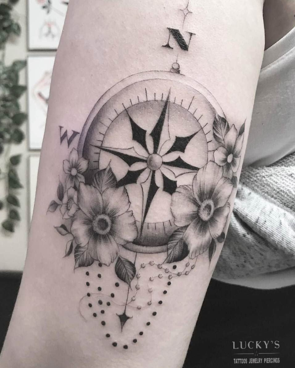Celtic Dreamcatcher Tattoo (10)