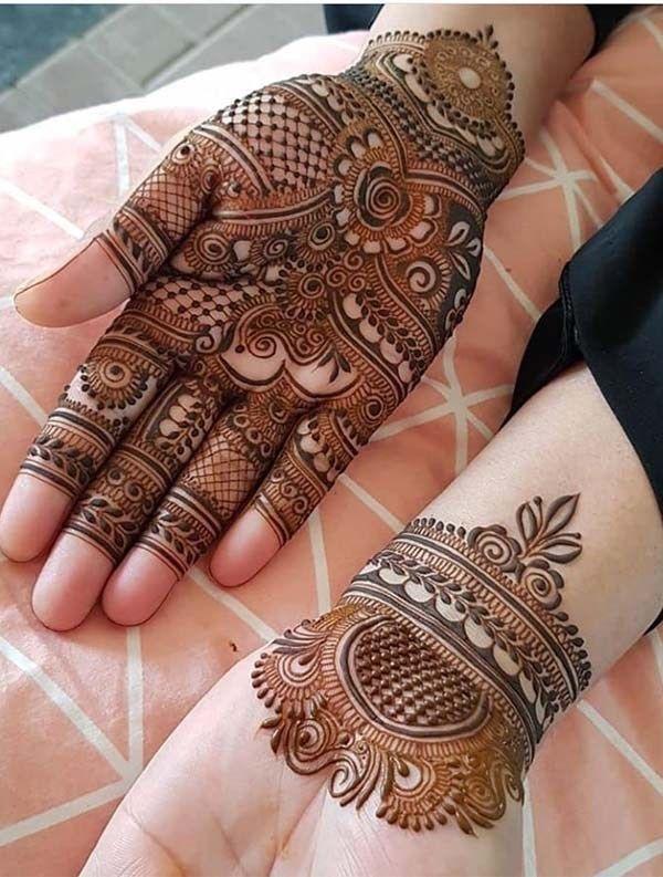 mehndi designs for marriage boy