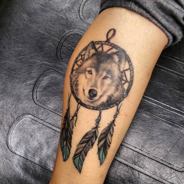 Dreamcatcher Tattoo On Ribs (5)