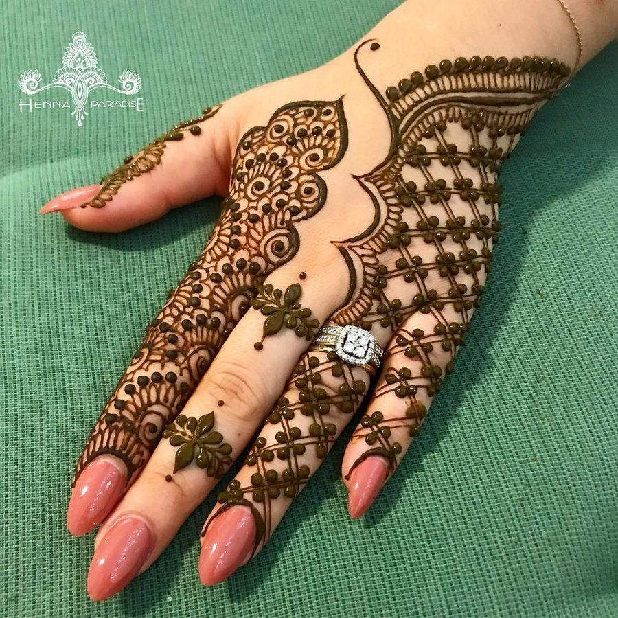 Henna Design Meanings (1)