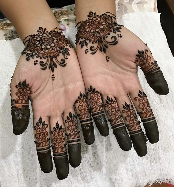 Henna Design Meanings (3)