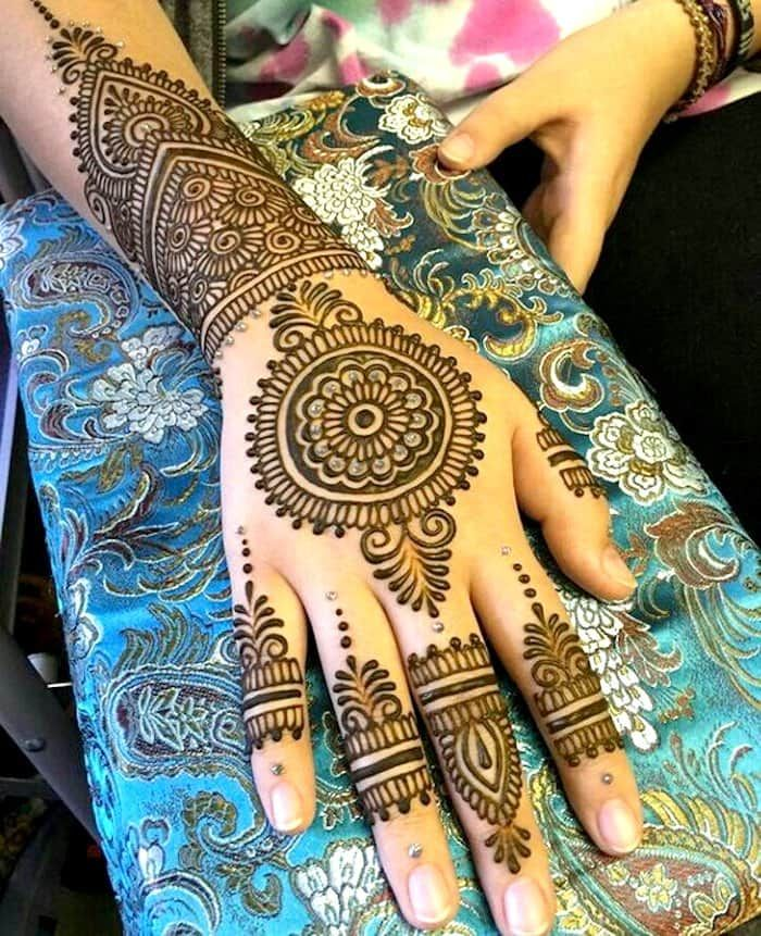 Henna Design Meanings (4)