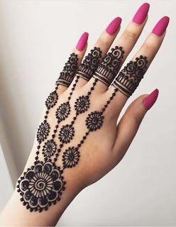 Henna Design Meanings (7)