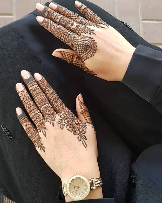 Henna Designs And Meanings (2)