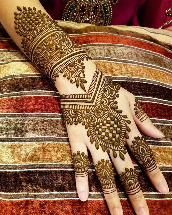 Henna Designs And Meanings (3)