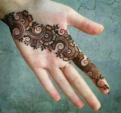 Henna Designs And Meanings (4)